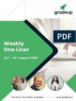 Weekly Oneliner 22nd to 31st August Eng 79