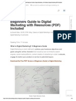 A Complete Beginners Guide to Digital Marketing. 2019 Edition (Digital Marketing PDF Included).pdf