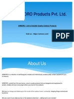 ARMORO Products Pvt. Ltd.