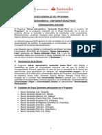 Bases Grado Iberoamerica PERU - Convocatoria Abierta 2019-2020