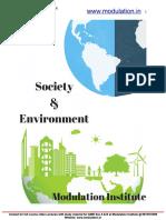 Society & Environment Notes - Amie Sec A