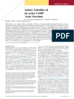 The Anti-Inflammatory Activities of Propionibacterium acnes CAMP Factor-Targeted Acne Vaccines (1). doc