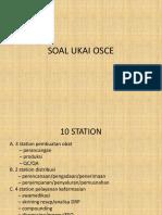 SOAL UKAI OSCE