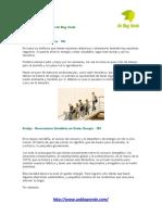 Ecotips de La Semana de Un Blog Verde 184-188