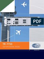 Product-Brochure-TR-7750-VHF-AM-Digital-Radio