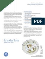 Signature Sounder Base