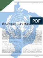 The Sleeping Giant Wants a Veto.pdf