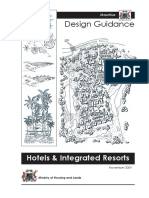 Design Guidance OF Hotels & Integrated Resorts