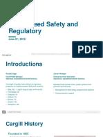 CargillFeedSafetyAndRegulatory