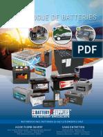 guide de batteries