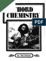 Chord Chemistry by Ted Greene PDF