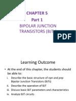 Bipolar Junction Transistors (Bjts)_part 1