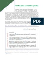 45 de greșeli curente în limba franceză