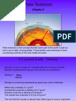 Biosphere 2 Tectonics