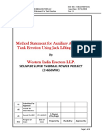 Method Statement For Tank Erection.docx
