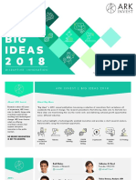 Big Ideas 2018 - ARK Invest