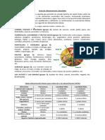 Guía de Alimentación Saludable 3° y 4°