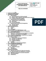 XX-SST-PL-002 PLAN DE PREVENCIÓN, PREPARACIÓN Y RESPUESTA ANTE EMERGENCIAS.docx