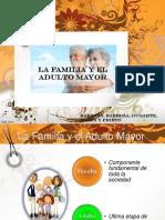 La Familia y El Adulto Mayor