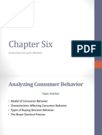 Chapter 6-Consumer Behavior