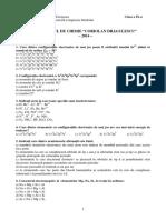 Subiecte IX 2014