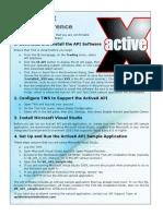 ActiveXAPIQuickReference