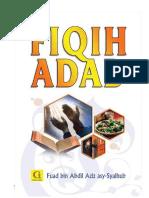 Kitab Adab - Fuad Abdul Aziz Asy-Syulhab- Terjemah