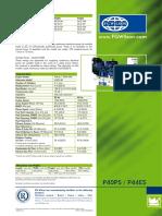 Grupo electrogeno FG Wilson p44e5