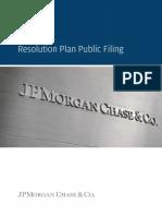 resolution-plan-2019 JP Morgan