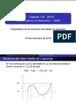 Cal1A 2019 crecimiento sin pausas
