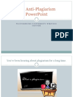 The Anti-Plagiarism PowerPoint for Students.pptx
