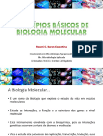 Principios Basicos de Biologia Molecular