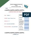 """Informe de Laboratorio de Fisica B """"Ondas 1"""""""