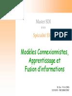 modèle connexioniste