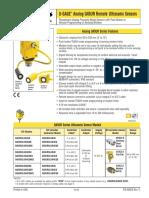 Banner Q45U Sensor Manual