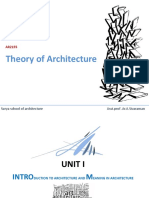 Unit-1 Theory of Architecture_1465977354300
