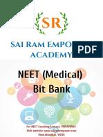 SREA-NEET Bit Bank.pdf