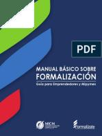 Manual Basico de Formalizacion