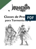 Tormenta RPG - Compilado de Classes de Prestígio.pdf