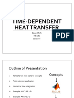 Transient Heat Transfer