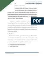 Informe de San Agustin y Tomas de Aquino