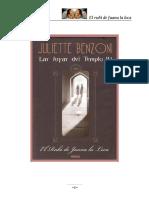 Benzoni Juliette - Las Joyas Del Templo 4 - El Rubi De Juana La Loca.pdf