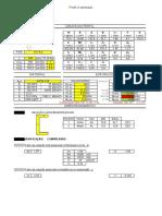 Verificação NBR 8800 Ex