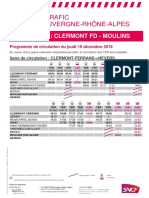TER Clermont-Ferrand-Moulins-Nevers