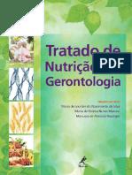 TRATADO DE NUTRIÇÃO EM GERONTOLOGIA