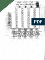Parrilla de Clasificacion de Matriz Para La Correccion Del Raven - Test de Matrices Progresivas