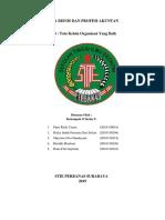 Etika bisnis dan profesi akuntan bab 8