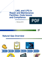 Considerations for Garage Maintenance Shops When Using Cng Lpg