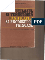 Utilajul Si Tehnologia Panificatiei 1993 Xi-xii Modoveanu Gh & Colab