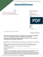 PARÁMETROS BIOQUIMICOS Y DE INGESTA DE HIERRO, EN NIÑOS DE 12 A 24 MESES DE EDAD DE CORDOBA, ARGENTINA